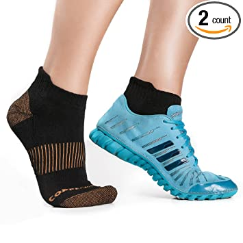 Image result for copperjoint running socks