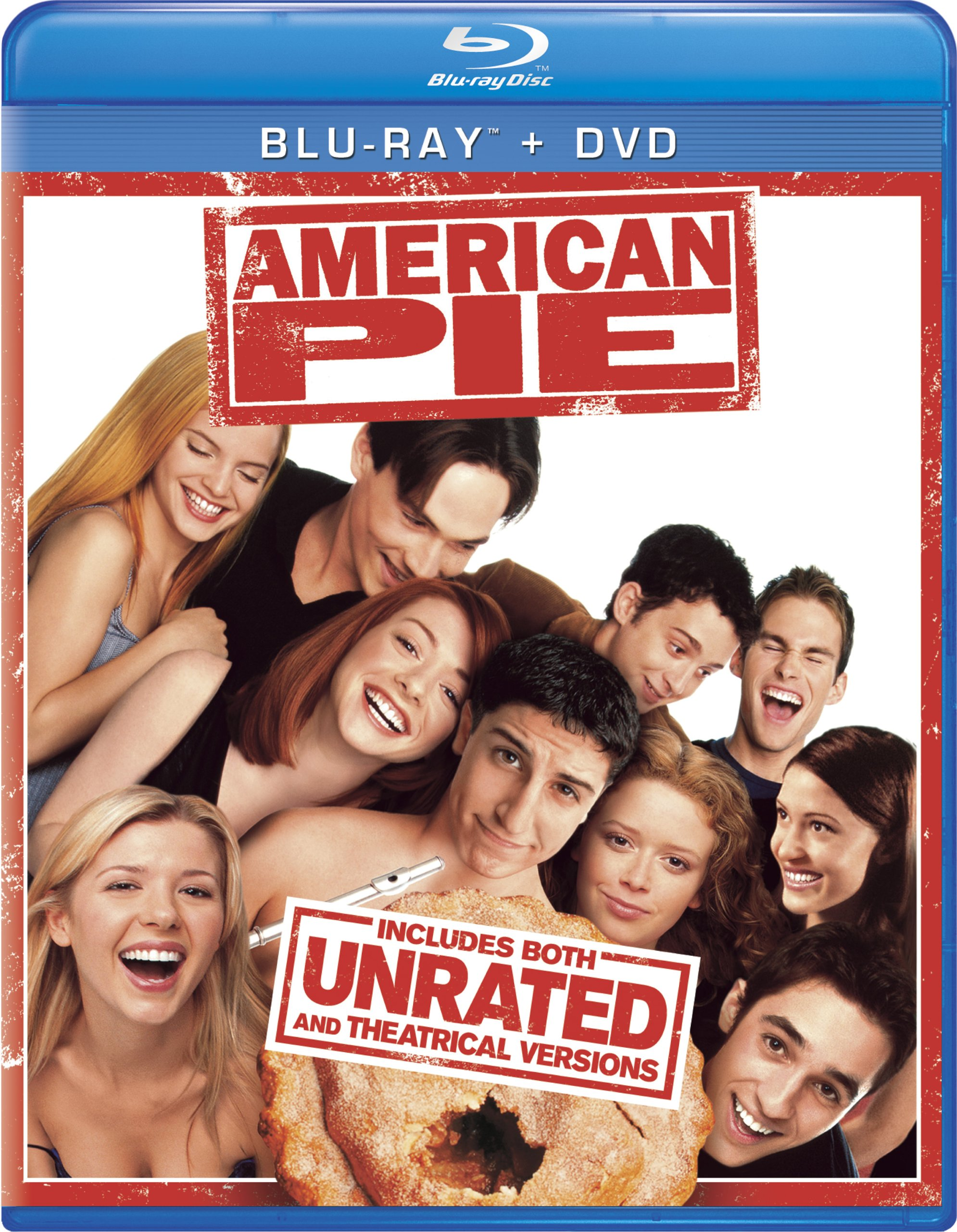 American Pie (With DVD, Digital Copy, Widescreen, Subtitled, Digital Theater System)