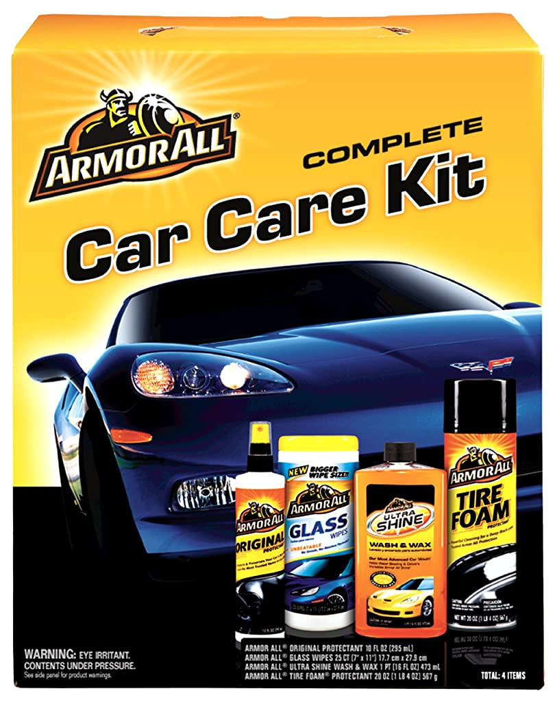 Armor All Complete Car Care Kit (1 count)