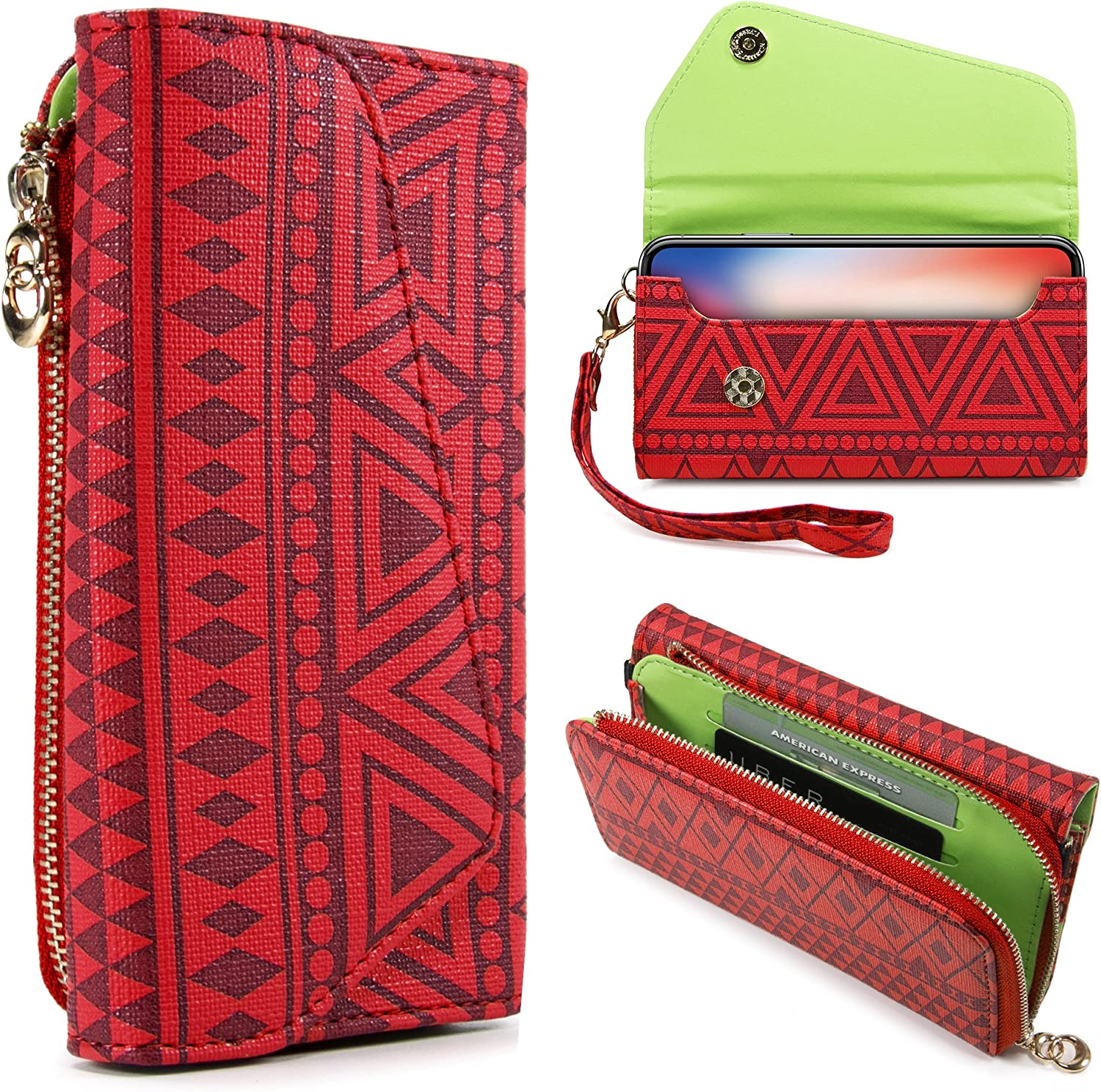 Flip Folio Wallet Purse...