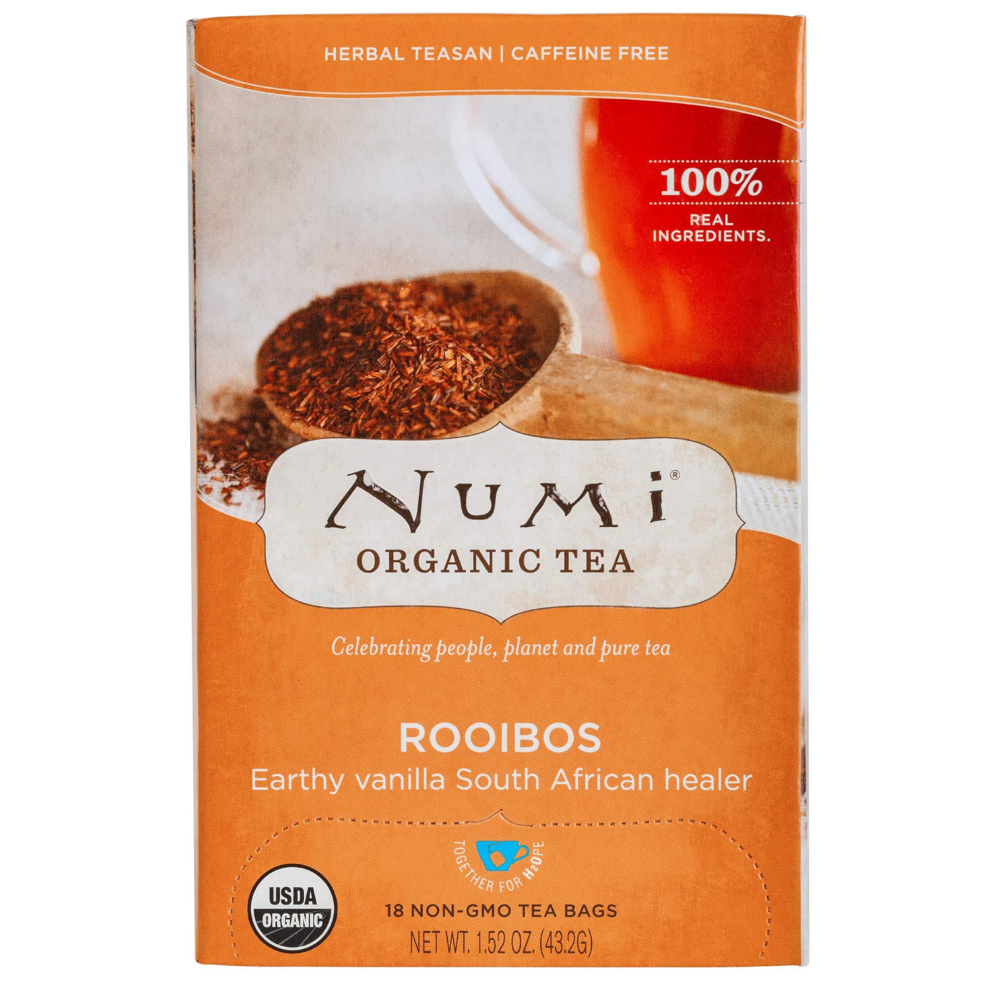TableTop King Rooibos Tea Bags - 18/Box