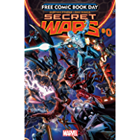 FCBD 2015: Secret Wars #0 (Secret Wars (2015-2016)) (English Edition)