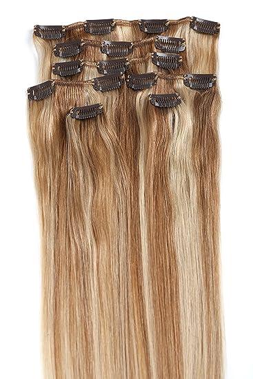 Amazon.com   Clip Hair Extension cf2b3287572c