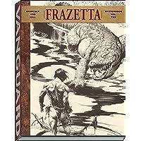 Frazetta Sketchbook (Vol II): 2