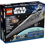 LEGO Star Wars Super Star Destroyer 10221 (Discontinued by Manufacturer)