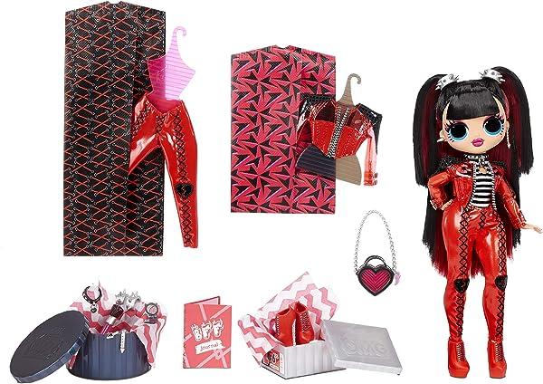 LOL Surprise OMG Spicy Babe Fashion Doll