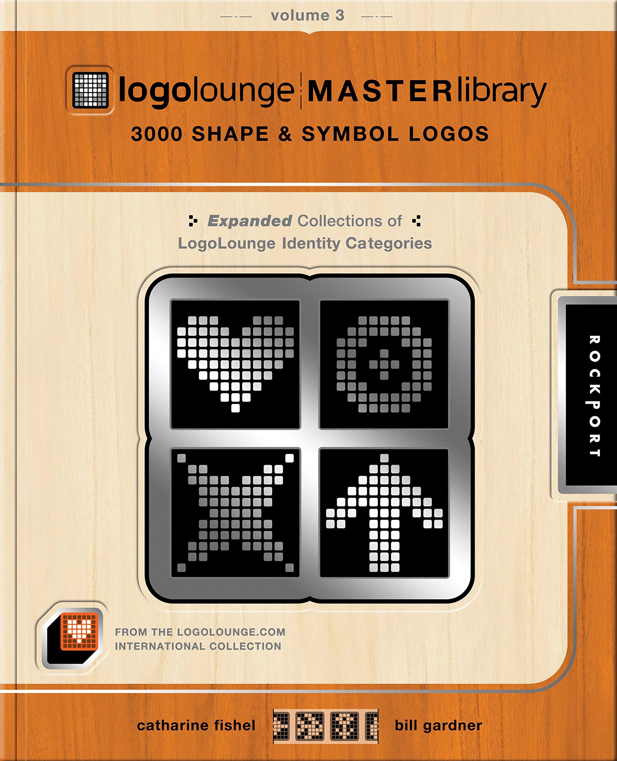 Logolounge Master Library Volume 3 3 000 Shapes And Symbols Logos