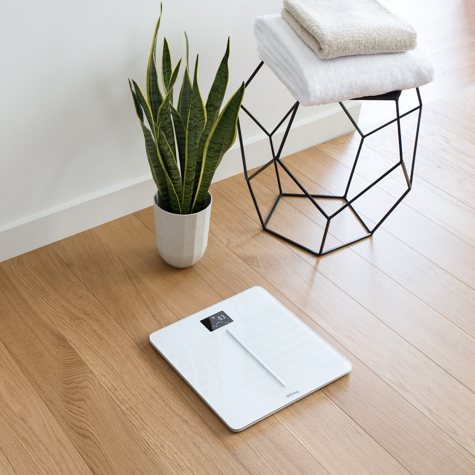 Withings Body Cardio - Heart Health and Body Composition Wi-Fi Scale, White by Withings (Image #6)