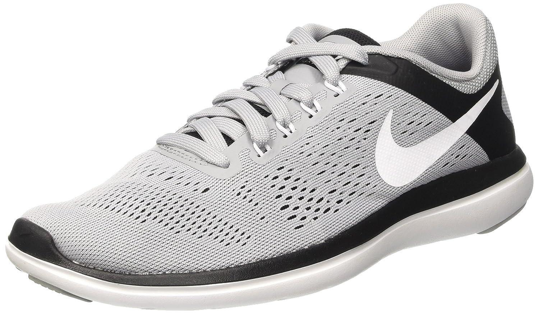 NIKE Men's Flex 2014 RN Running Shoe B01H2OHZ5Y 10.5 D(M) US|Wolf Grey/White Black