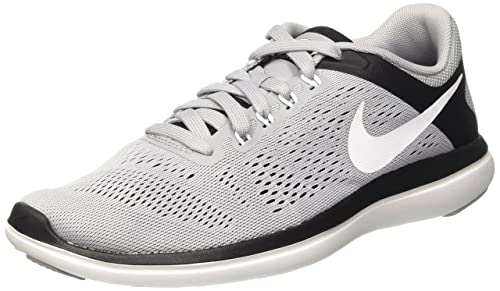 4407ae2392e54 Nike Men s Flex 2016 RN Grey Running Shoes (10 UK India)  Buy Online ...