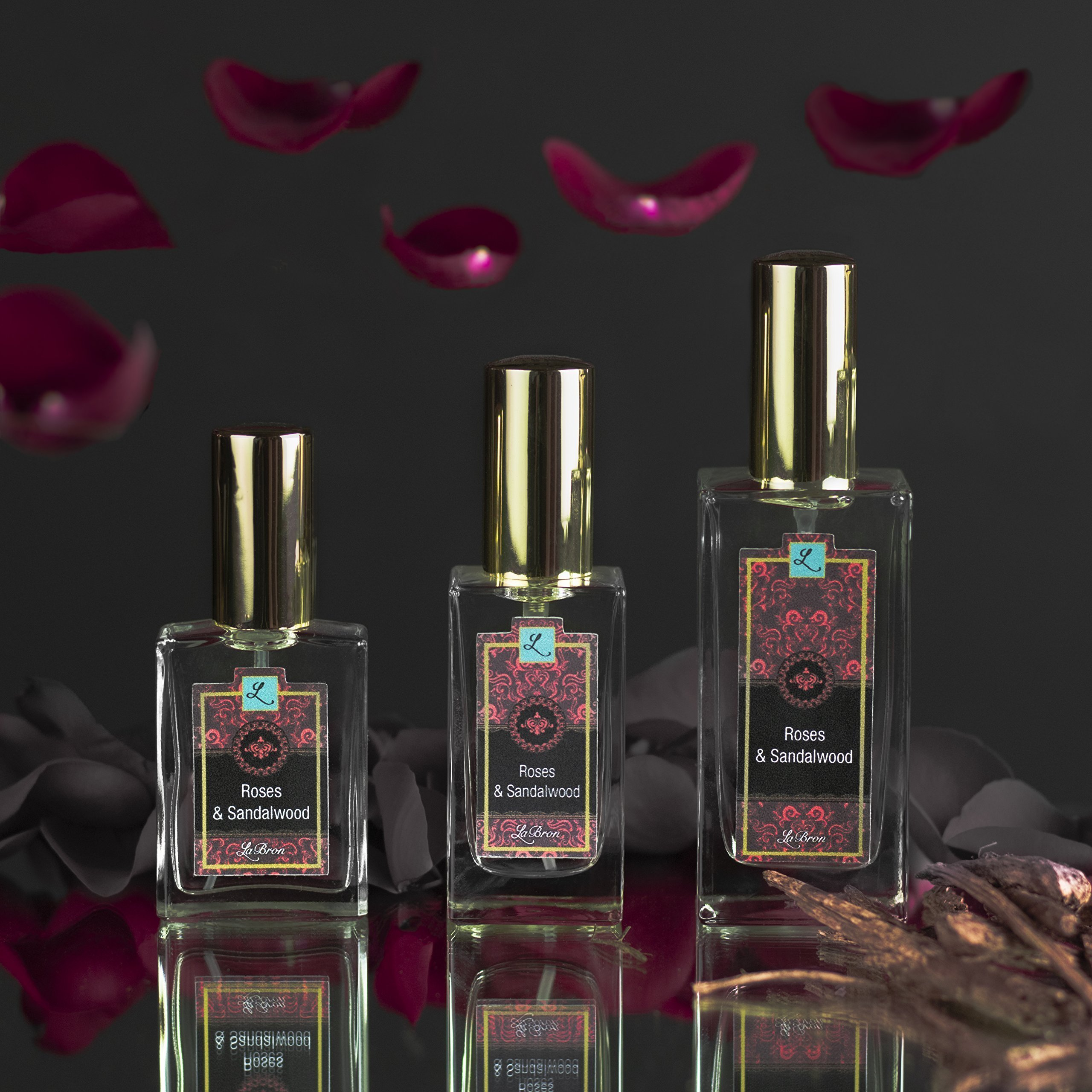Roses and Sandalwood by LaBron