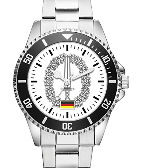 Boina comando KSK insignia Militar reloj de fuerzas especiales - reloj 1212