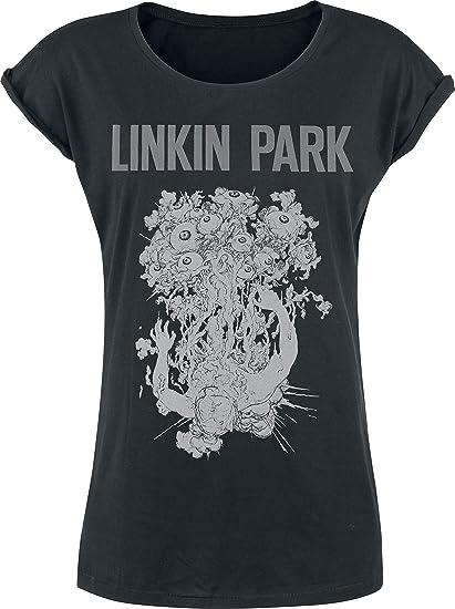 Eye T Park Femme Shirt Guts Et Noir XlVêtements Linkin srdQht