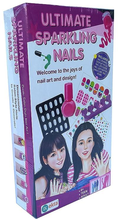 Buy Nail Art Kit A Complete Nail Art Kit Nail Art Kit For Girls