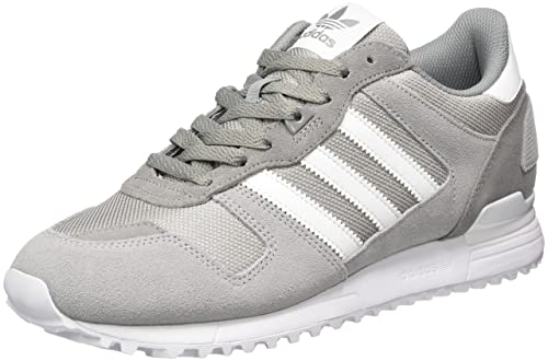 finest selection d705d 054c9 adidas ZX 700, Zapatillas Hombre, Gris (Ch Solid Grey Footwear White