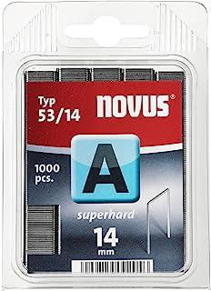 Novus A 53Enemy Wire Staples, 042-0358