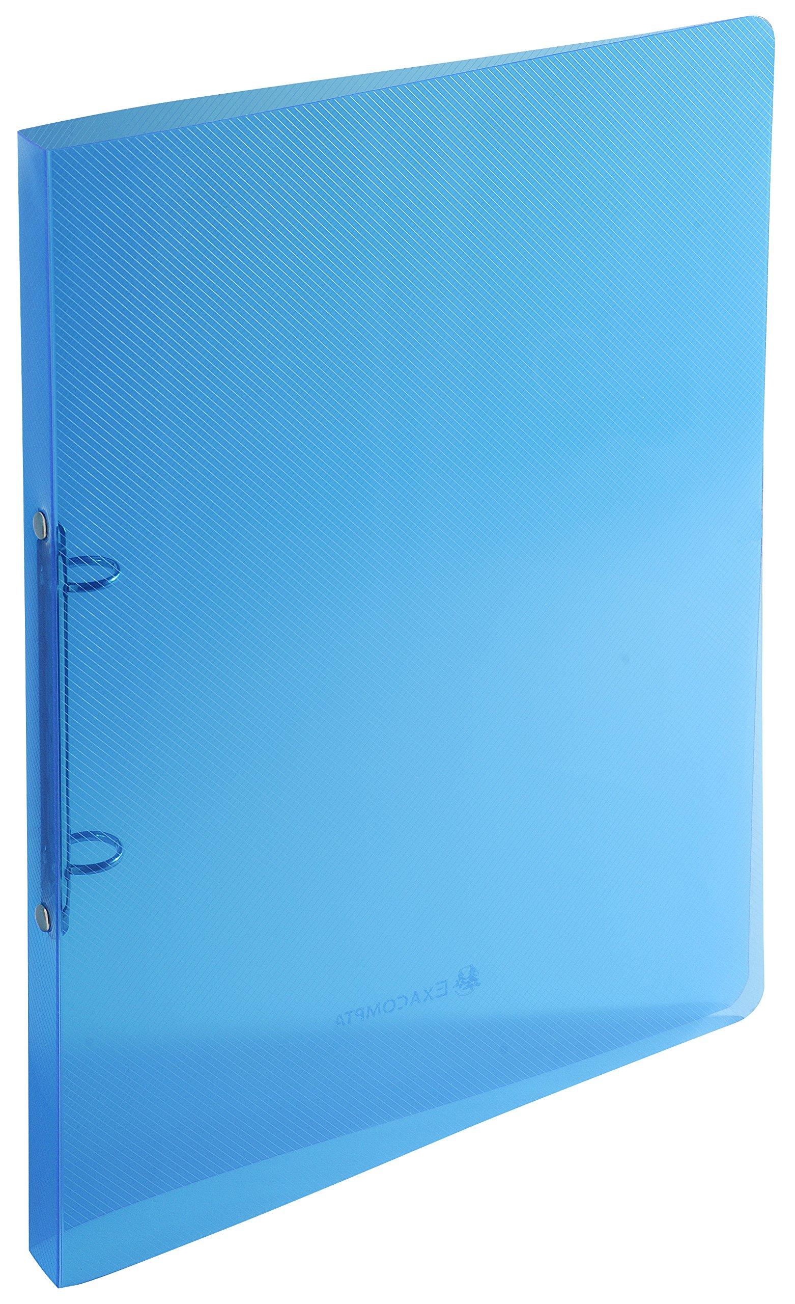 Exacompta Polypropylene Ring Binder DIN A4 blue