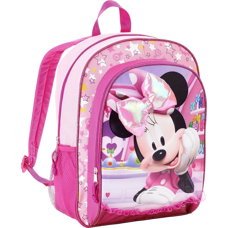 7f2ce389b4c Minnie Mouse Mesh Mini Backpack- Fenix Toulouse Handball