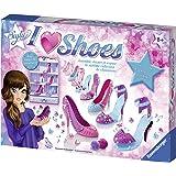Ravensburger - 18589 - Kit De Loisirs Créatifs - I Love Shoes So Styly