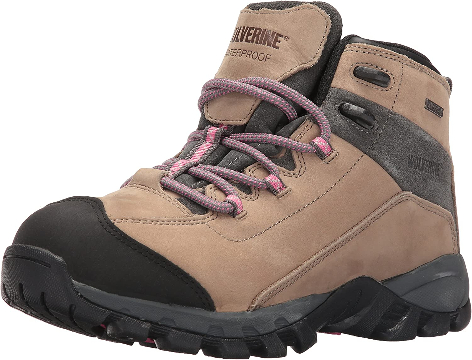 Wolverine Women s Blackledge LX Waterproof Mid Ankle Hiker
