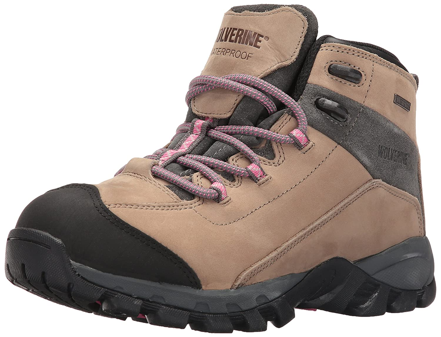 Wolverine Women's Blackledge LX Waterproof Mid Ankle Hiker