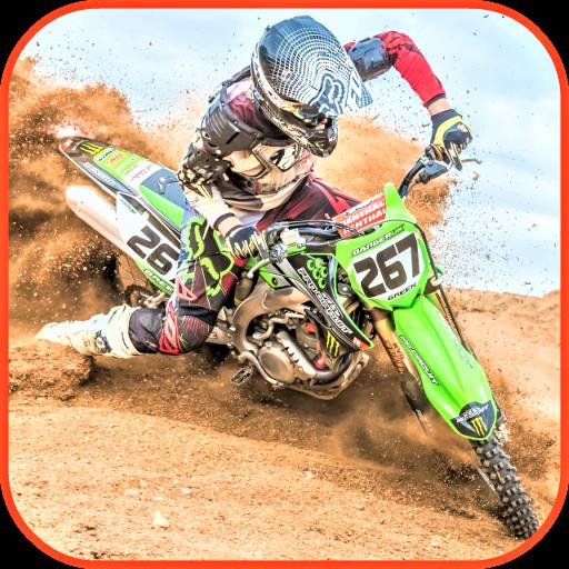 Motocross Wallpaper (Enduro Wheel)