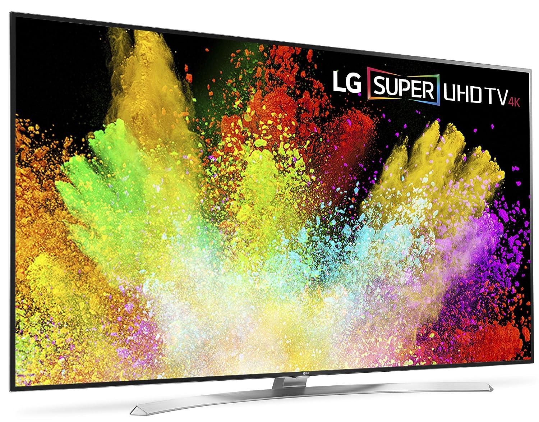 LG Electronics 75SJ8570 75 Pulgadas 4K Smart LED TV (Modelo 2017 ...