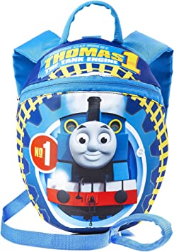 """Thomas the Train and Friends Boys Toddler Pre School Backpack Bookbag Kids 12/"""""""
