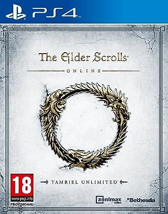 The Elder Scrolls Online Tamriel Unlimited (PS4): Amazon co