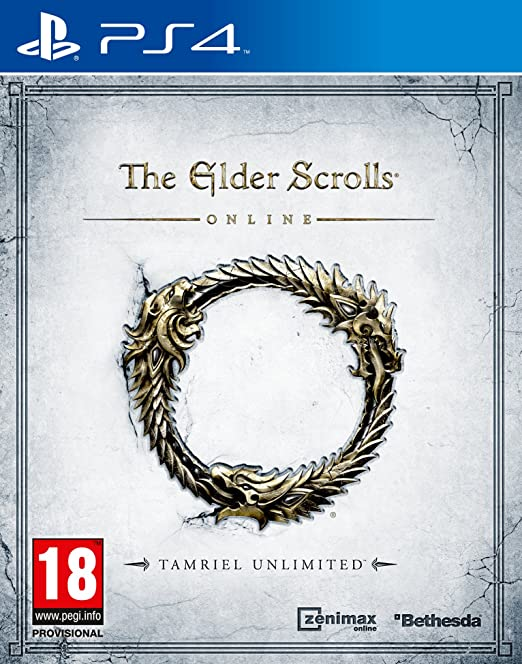 The Elder Scrolls Online Tamriel Unlimited (PS4): Amazon co