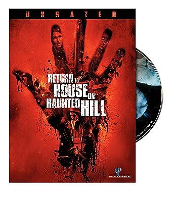 Return To House On Haunted Hill Amazon De Dvd Blu Ray