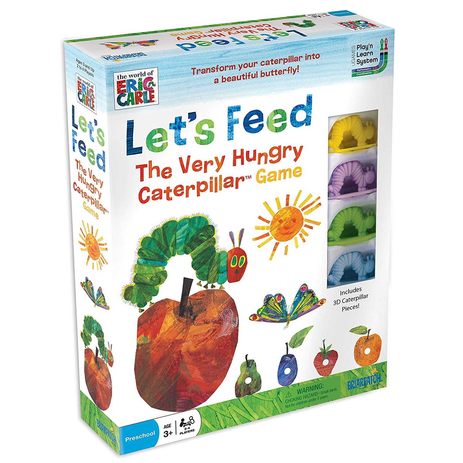 The World of Eric Carle Let's Feed The Very Hungry Caterpillar Game