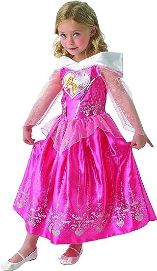 Generique - Disfraz Aurora corazón niña Deluxe: Amazon.es ...