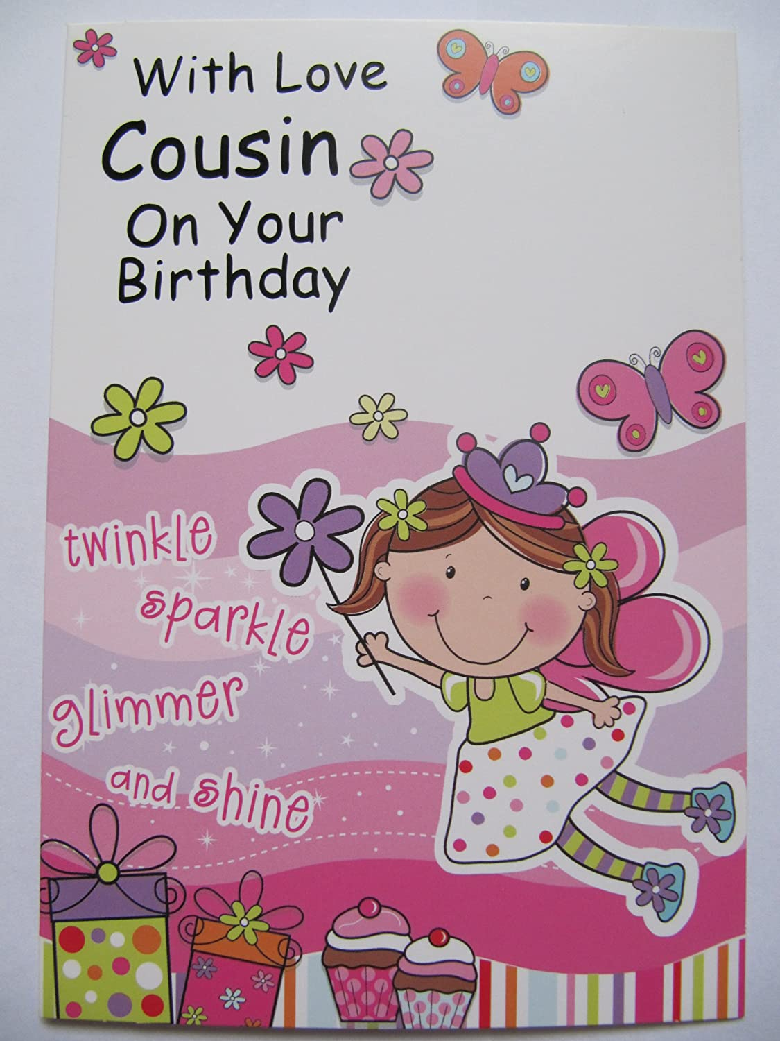 Birthday card for niece greeting valentine cards handmade princess fairy personalised birthday greeting card mum daughter 91qsoyqhcol b00hvcz58m birthday card for niece greeting birthday card for niece greeting kristyandbryce Choice Image