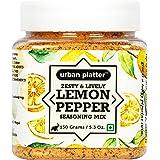 Urban Platter Zesty & Lively Lemon Pepper Seasoning Mix, 150g
