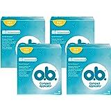 O.B - O.B Compact Aplicador normal - 4 paquetes de 16 Unidades - [Total: