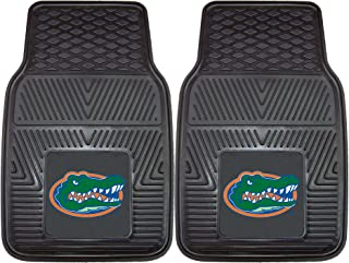 "product image for FANMATS 8745 NCAA University of Florida Gators Vinyl Heavy Duty Car Mat Black, 18""x27"""