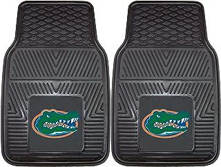 "product image for FANMATS 8745 NCAA University of Florida Gators Vinyl Heavy Duty Car Mat Black, 18""x27"""