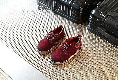 254842601d3b Feilongzaitianba Children Shoes Kids Sneakers Boys Girls Sneakers Kids  Sport Shoes Wine Red 13