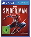 Marvel Spider-Man – [PlayStation 4]