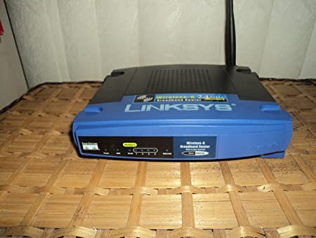 a4dba5fc06a24 Amazon.com  Linksys WRK54G 4-Port Wireless-G Broadband Router  Computers    Accessories