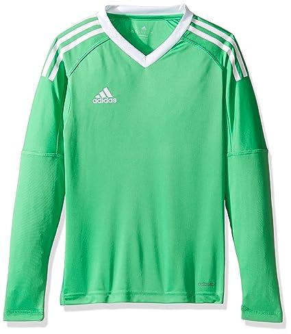 32f094bb983 adidas Youth Soccer Revigo 17 Goalkeeper Jersey