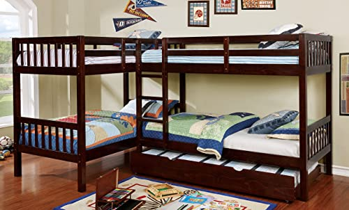 HOMES: Inside Out Ennie Bunk Childrens Bed Frame