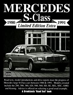 Mercedes benz s class 1972 2013 james taylor 9781847975959 amazon mercedes s class limited edition extra 1980 91 fandeluxe Choice Image