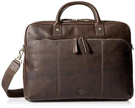 3f503b787d Amazon.com  Timberland Men s Tuckerman Leather Briefcase  Clothing