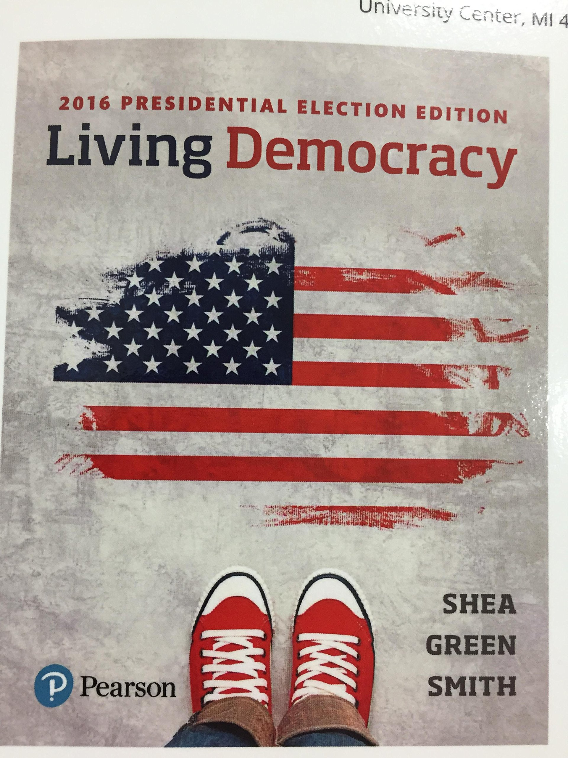 Download Living Democracy 2016 presidential election edition DELTA COLLEGE PDF