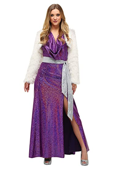 60s 70s Plus Size Dresses, Clothing, Costumes Plus Size Disco Ball Diva Costume $54.99 AT vintagedancer.com