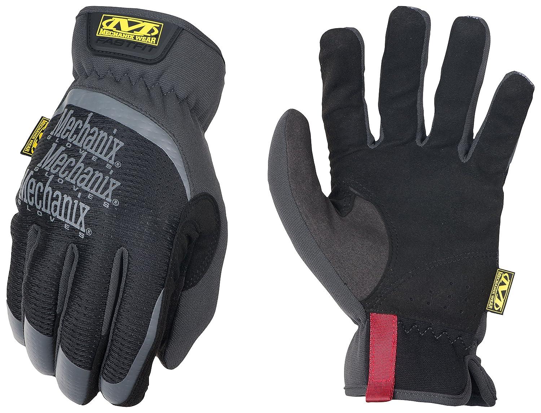 Mechanix Wear 185185 Slip-On Elastic-Cuff Mechanic's Glove Fast Fit Gloves, XL