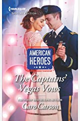 The Captains' Vegas Vows (American Heroes Book 2652)