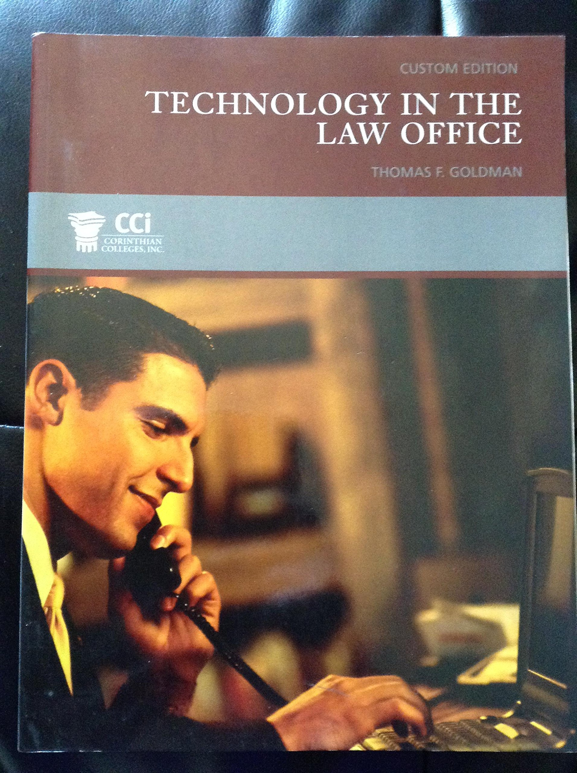 Technology In The Law Office Paperback – 2008 Pearson 0558037429 2141555